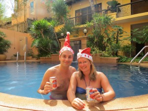 Merry Christmas from Cambodia