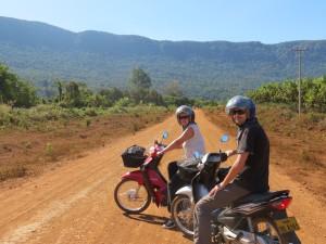 The Bolaven Plateau