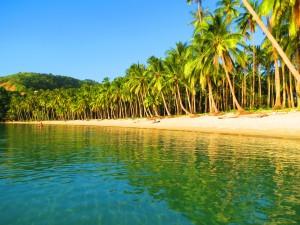 Corong-Corong Beach
