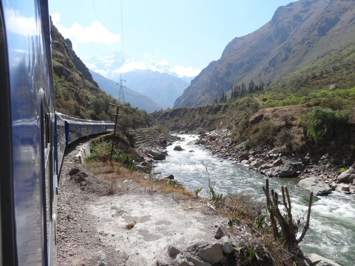 Winding through the Sacred Valley