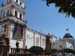 Sucre's Cathedral