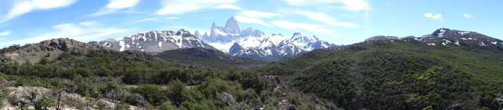Another amazing day in Patagonia