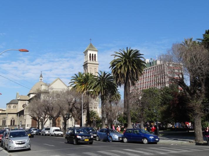 Main Square Valparaiso