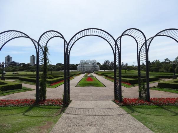 Curitiba Botanical Gardens
